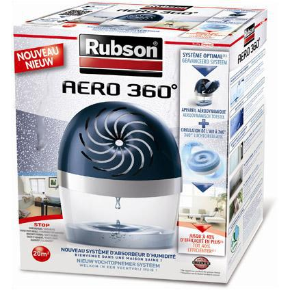 absorbeur humidité rubson