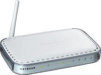 acceder routeur netgear