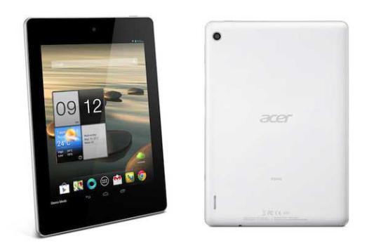 acer tablette 7 pouces