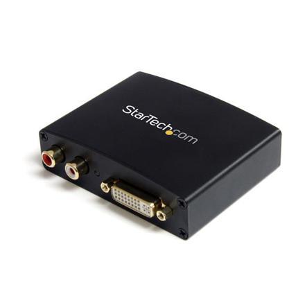adaptateur hdmi dvi audio