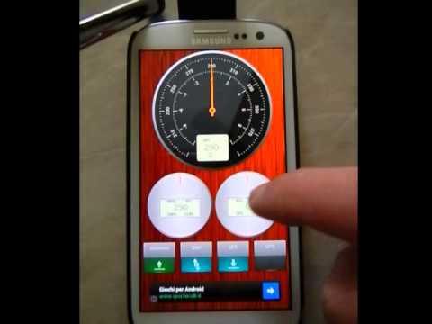 altimètre android