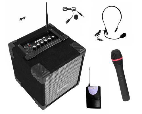 amplificateur de son sans fil