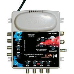 amplificateur repartiteur tv 8 sorties