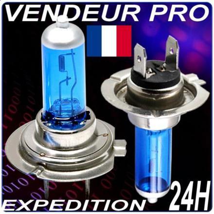 ampoule h7 100w 6000k