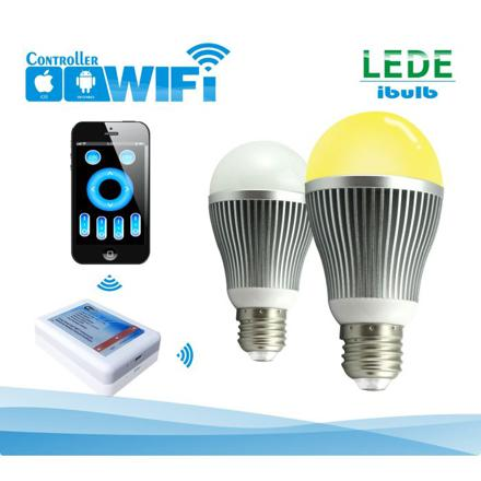 ampoule led wifi