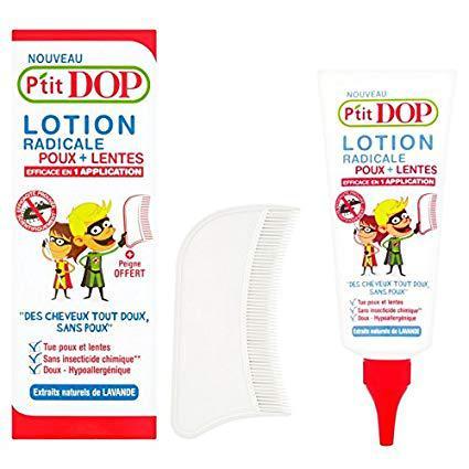 anti poux dop