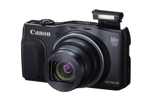 appareil photo compact avec viseur et zoom