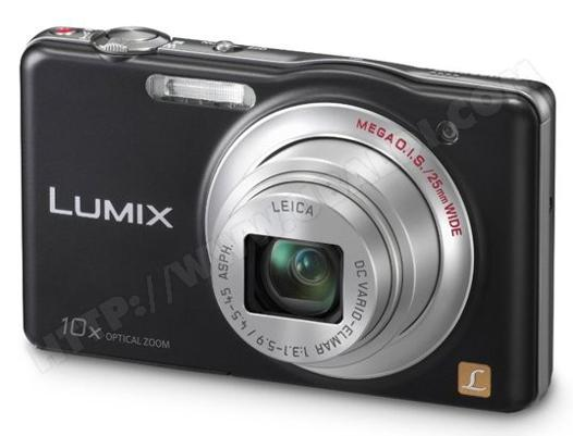 appareil photo compact lumix panasonic