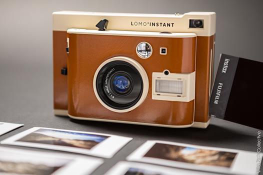 appareil photo instantané vintage