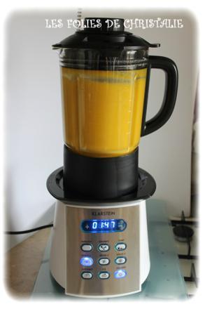 appareil pour cuire la soupe
