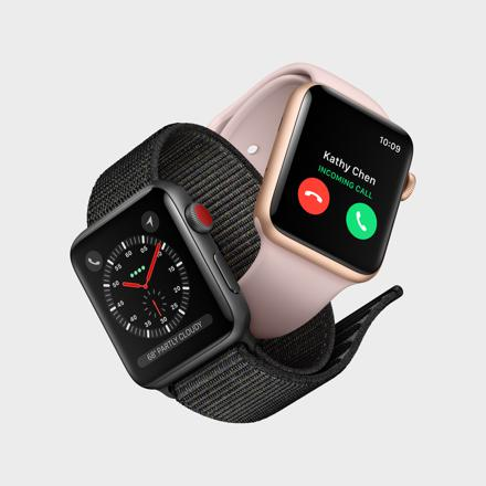 apple watch sans iphone