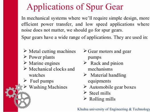 application gear