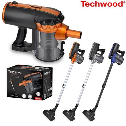 aspirateur techwood