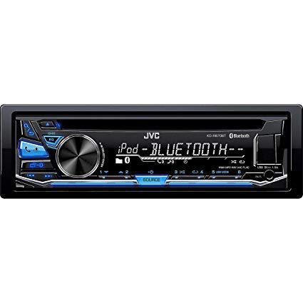 auto radio jvc