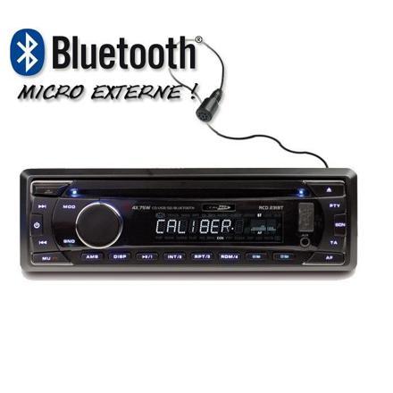 autoradio bluetooth telephone