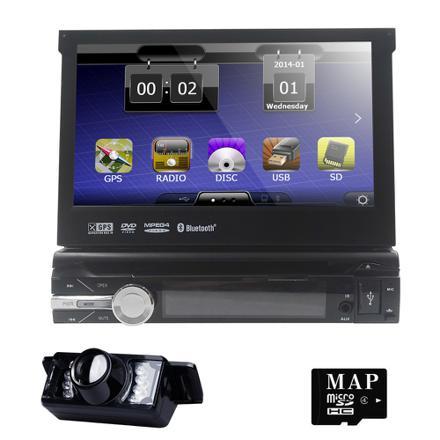 autoradio multimedia gps 1 din