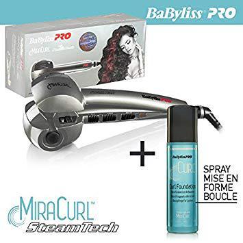 babyliss curl pro vapeur