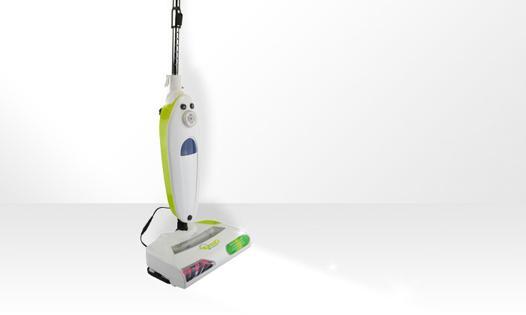 balai vapeur électrique total clean