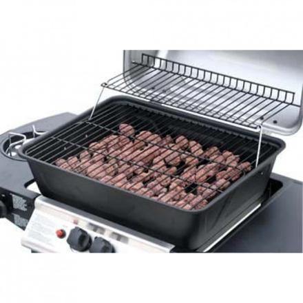 barbecue pierre de lave gaz