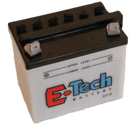 batterie autoportée