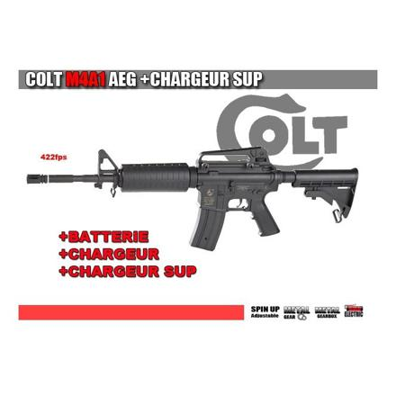 batterie m4a1 airsoft