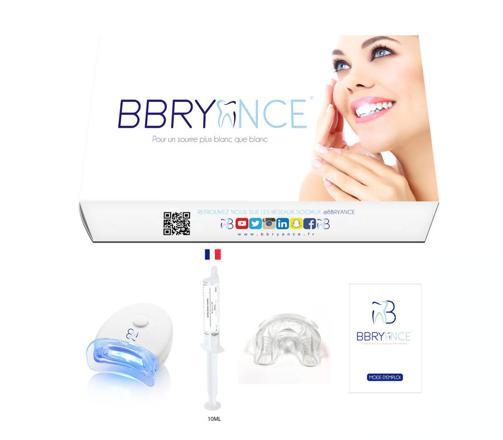 blanchiment dentaire kit