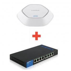 borne wifi professionnelle