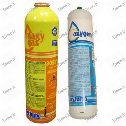 bouteille oxygene acetylene