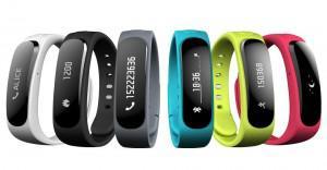 bracelet connecté cardio fréquencemètre