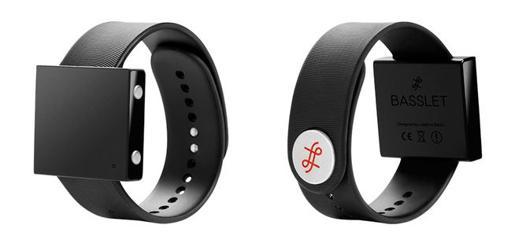 bracelet connecté musique