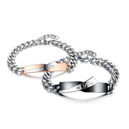 bracelet mixte pour couple