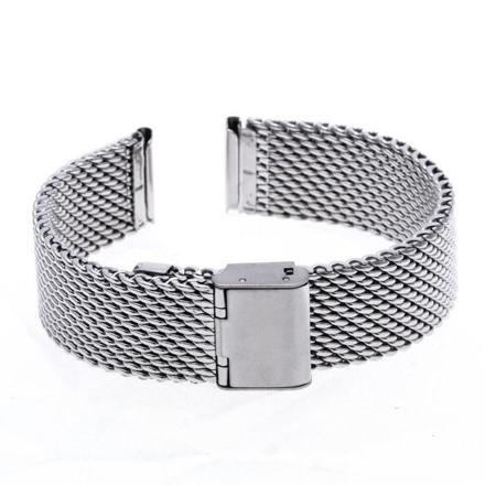 bracelet montre acier 18mm
