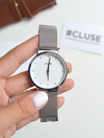 bracelet montre cluse femme