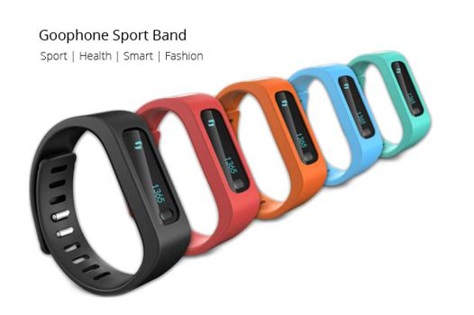 bracelet pour le sport