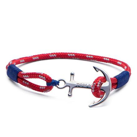 bracelet tom hope rouge