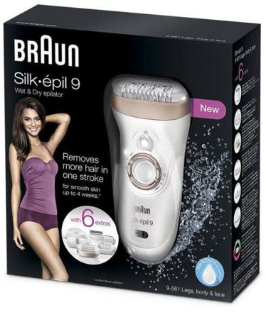 braun silk epil 9 wet and dry