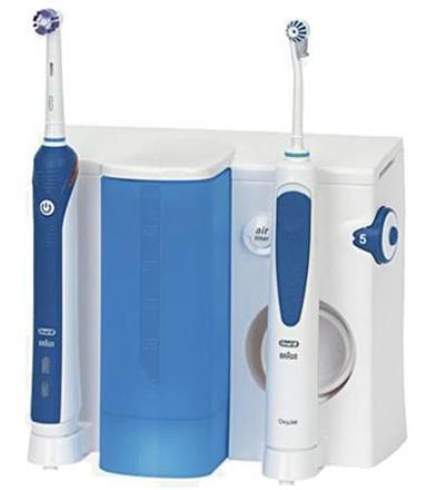 brosse a dent electrique jet dentaire