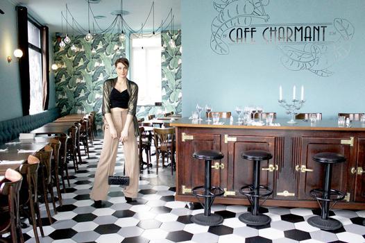 café charmant