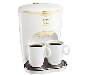 cafetière duo filtre
