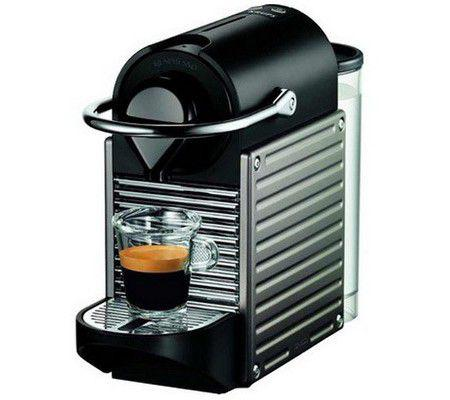 cafetière pixie nespresso