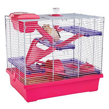 cages pour hamster