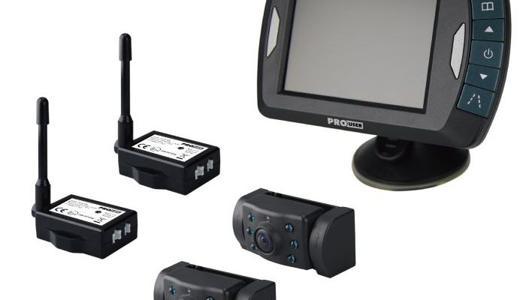 camera sans fil pour voiture