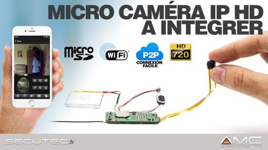 camera wifi espion