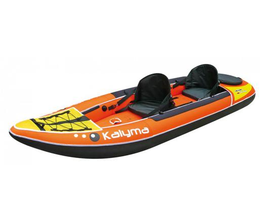 canoe gonflable 2 places