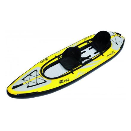 canoe kayak gonflable 2 places