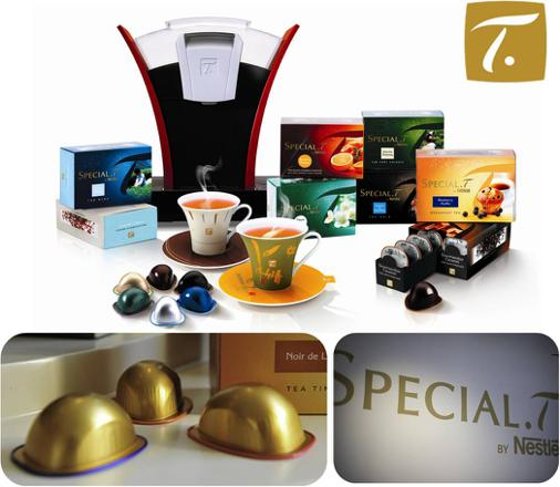 capsule compatible special t