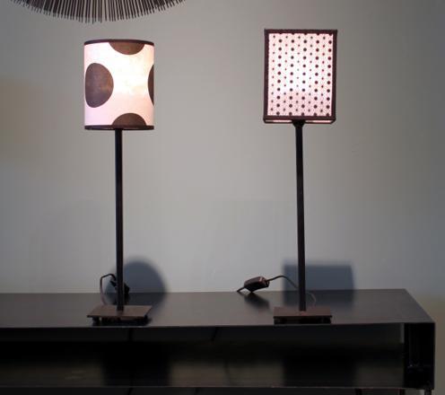 caravane lampe
