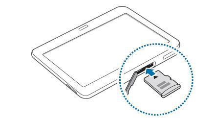 carte mémoire pour tablette samsung