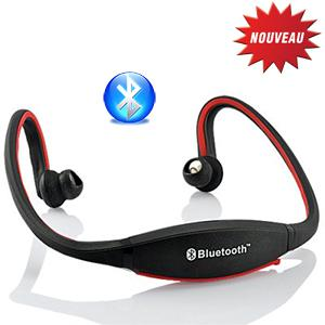 casque bluetooth etanche