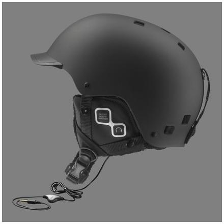 casque de ski audio